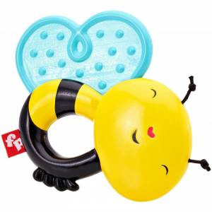 gryzak 3m+ silicone fisher-price