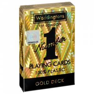 Karty Waddingtons No. 1 Classic Gold